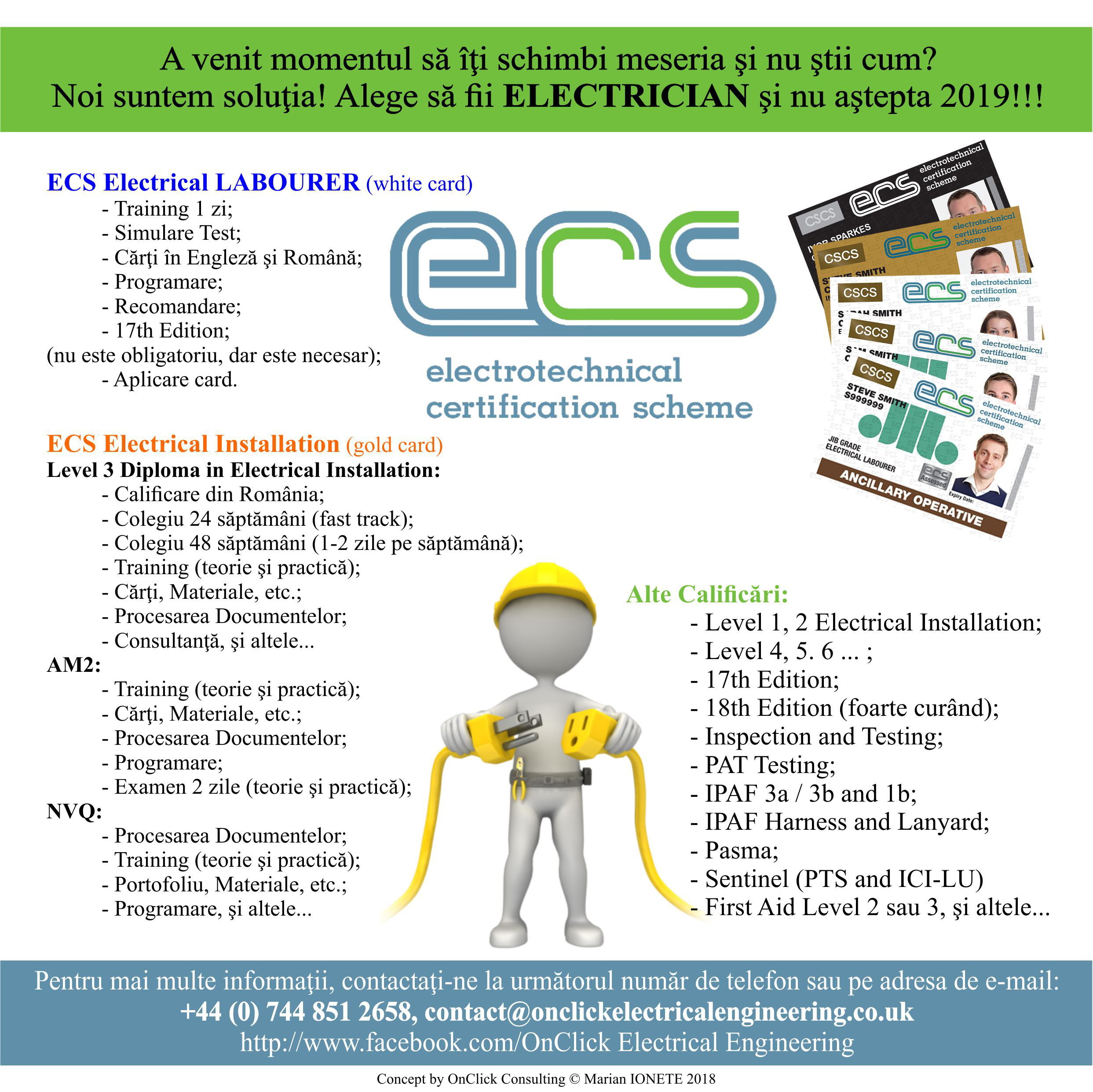 CURS ECS