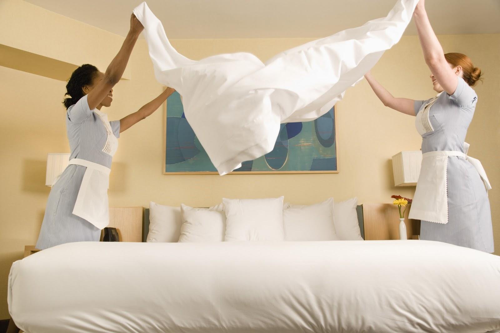 Angajam personal hotelier – cameriste