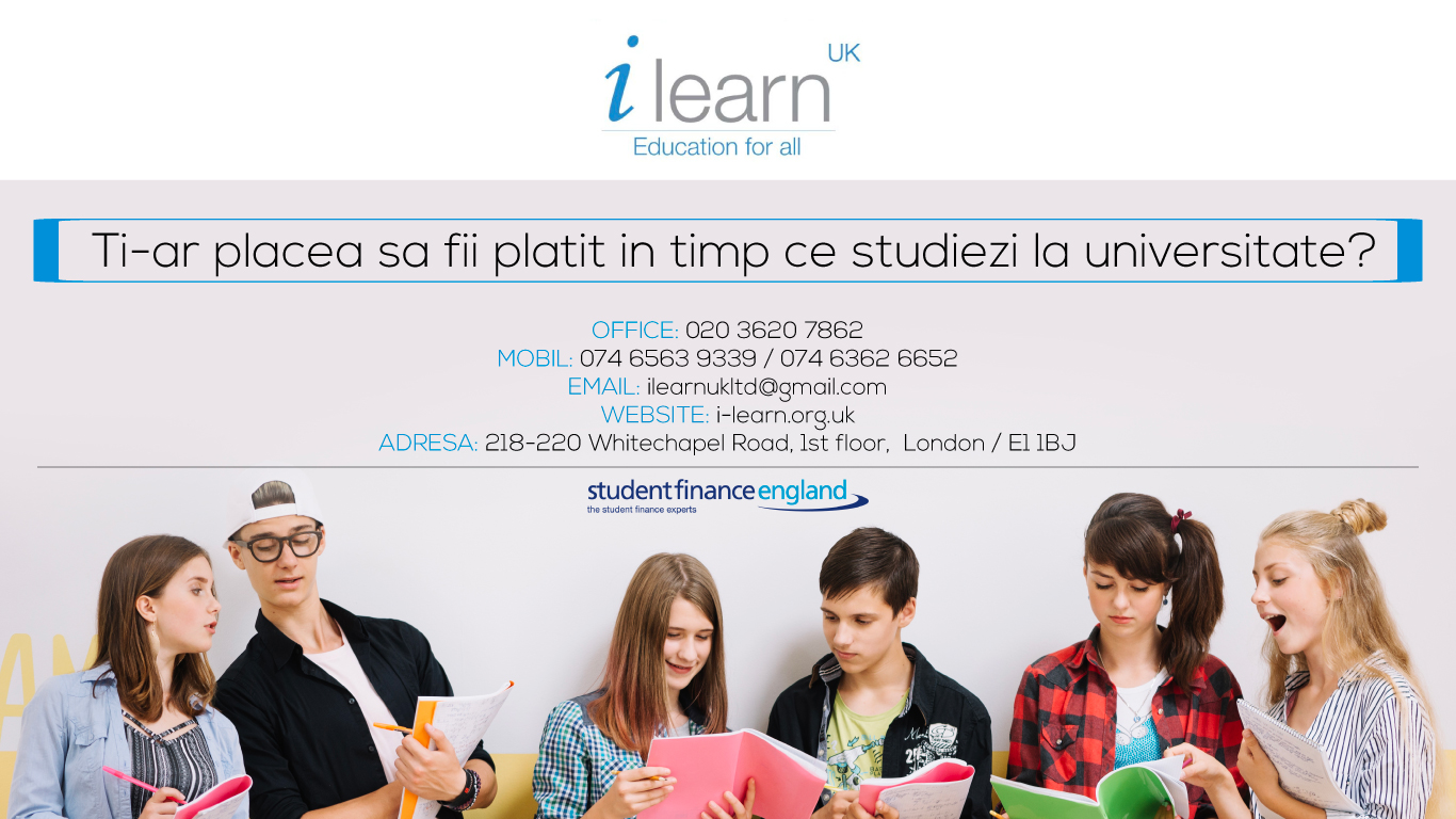 Inscrieri la Colegii si Universitati cu sprijin Financiar Guvernamental
