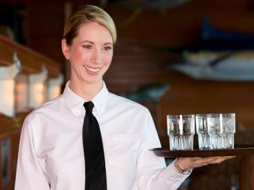 Waitress/chelnerita Londra