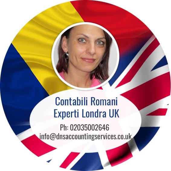 Contabili Romani Experti Londra UK