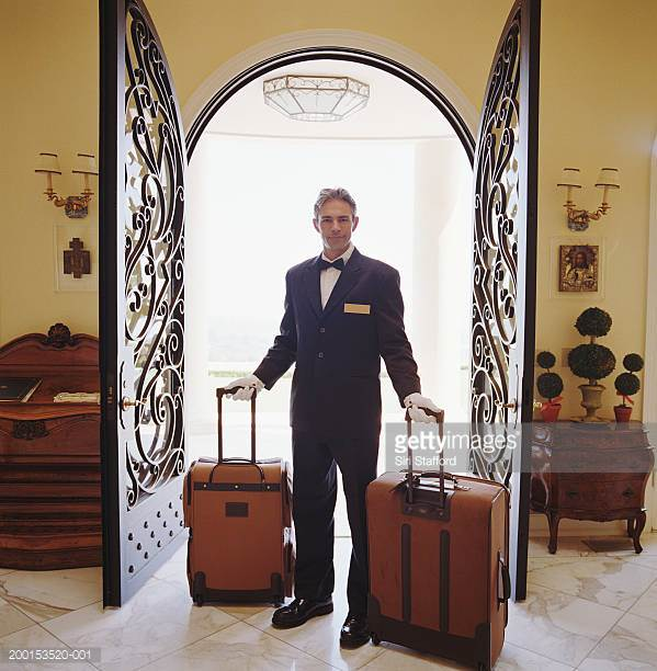 Angajam luggage porters/bellboys hotel, full-time, in zona Marble Arch.