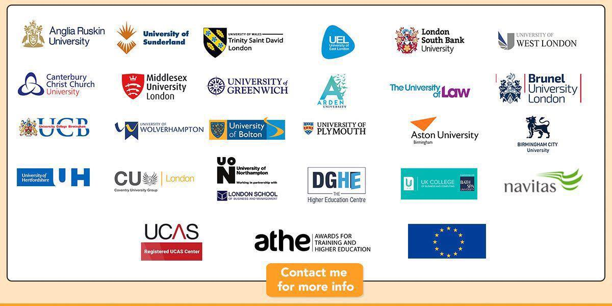 Studii Universitare UK