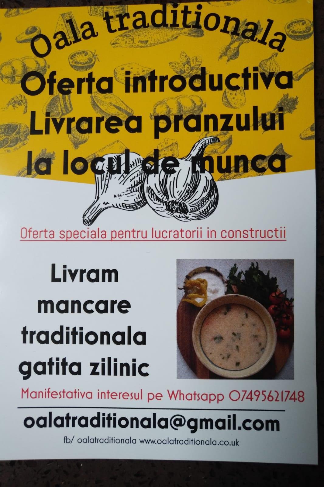 Mancare romanesca traditionala